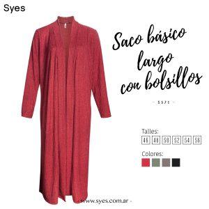S571 Syes talles grandes